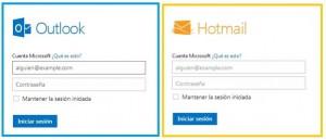 inicio de sesion - Hotmail.com